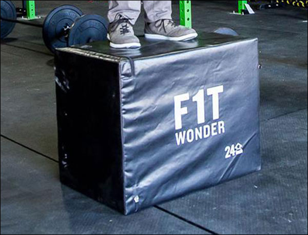 Over-priced foam plyo box