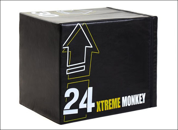 Precor Xtreme Monkey Foam Plyo Box