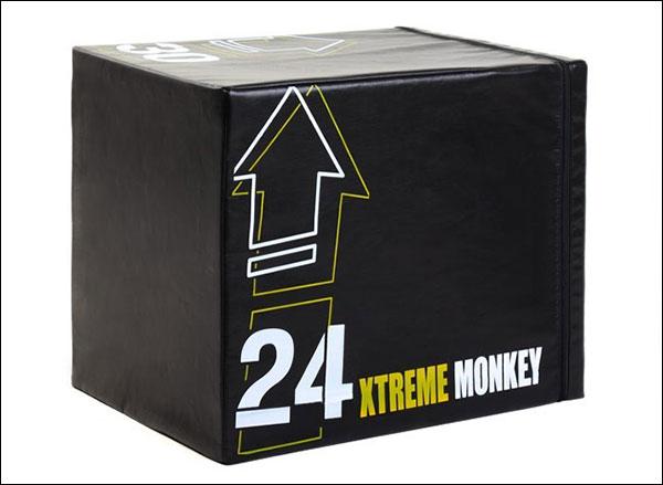 Precor Xtreme Monkey Foam Plyo Box
