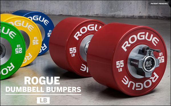 Preview of Rogue Dumbbell Bumper Plates