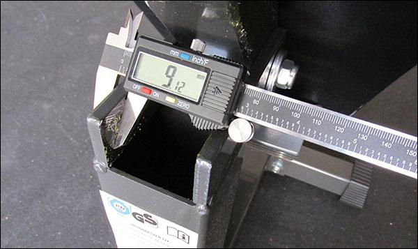 Super Bench by IronMaster - 000-gauge pivot frame
