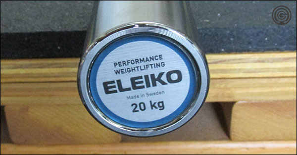 Eleiko NxG Performance Weightlifting Bar Review
