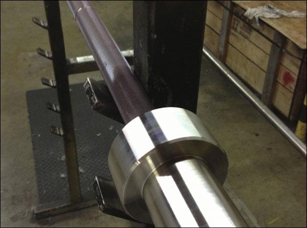 Ivanko OBXS-20KG Powerlifting Bar