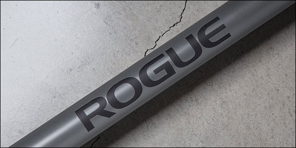 Rogue branding on the new Ohio and Bella Bars