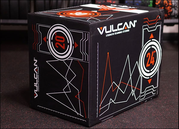 Review of the Vulcan Soft Cube foam plyo box
