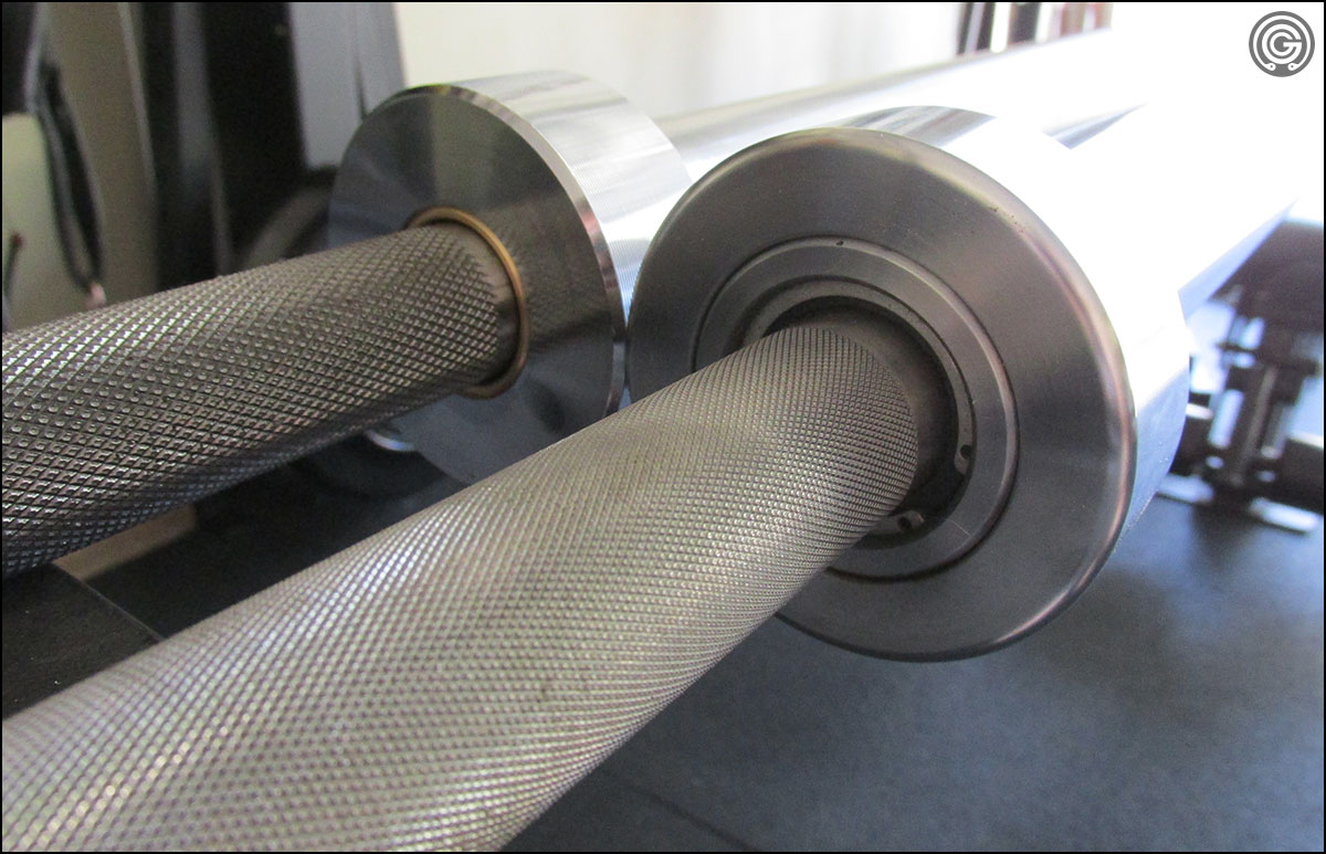 American Barbell Elite Power vs Rogue Ohio Power - sleeve assembly & bushing differences