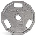 CAP Barbell OPHG3 12-Sided Plates