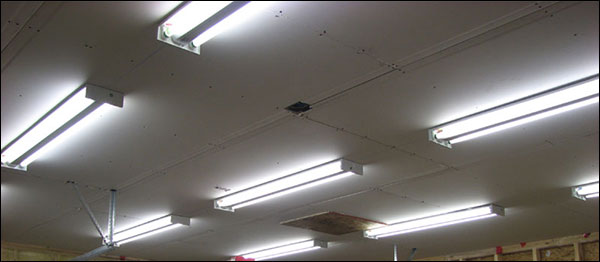 do it yourself lighting ideas. Garage Gym Lighting Ideas - Brighten Up Your Do It Yourself
