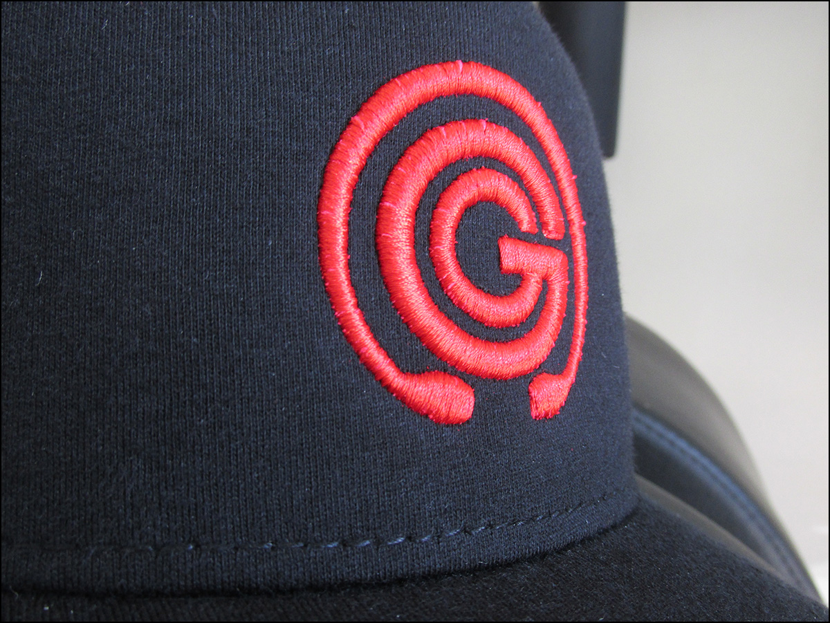 Shameless Plug for the Garage Gyms End Cap Trucker Hat