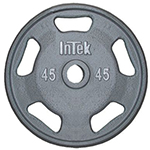 Intek Cast Iron Olympic Plates