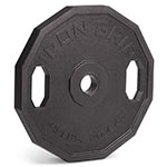 Iron Grip URETHANE Encased Olympic Plates