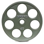 Ivanko OMEZH Machined E-Z Lift Cast Iron Plates