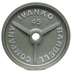 Ivanko OM Machined Cast Iron Plates