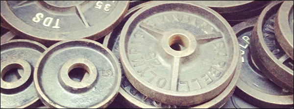 A Guide to Buying Steel Powerlifting Plates/Discs