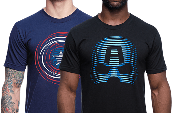 Onnit Marvel Apparel