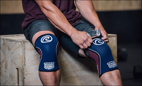 Knee Sleeves by Rehband - protect those knees