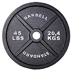 Rep Fitness Cast Iron Plates with a 3% Accuracy Rating