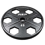 Rep Fitness Cast Iron Equalizer Plates
