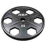 Rep Fitness Cast Iron Equalizer Plates