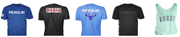Rogue Apparel - t-shirts, hoodies, caps, tanks, pants, shorts and more