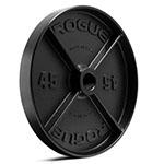 Rogue's Michigan, USA-Made Deep Dish Cast Iron Plates