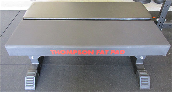 Thompson Fat Pad versus Titan Hefty Bench Pad