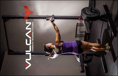 Vulcan One Basic Equipment Package - Starter Gym