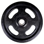 Vulcan Quad Grip Rubber Coated Olympic Plates