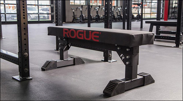 Rogue Competition Fat Pad - the narrower Donnie Thompson Fat Pad
