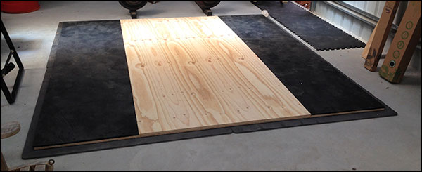 All You Need For A Big 3 Powerlifting Garage Gym