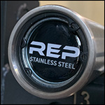 Rep Fitness Stainless Steel Curl Bar(s) Review