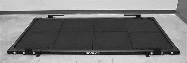 Rogue Deadlift Platform