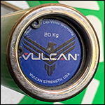 Vulcan Absolute Stainless Steel Olympic WL Bar Review