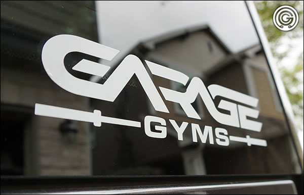 The Garage Gyms Store now has a number of transfer stickers for sale - Check them out! Your support is appreciated greatly!