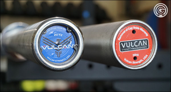 Vulcan SS Absolute versus the Vulcan Absolute 2.0