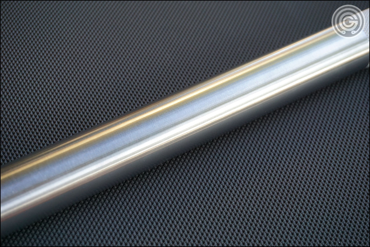 Iron Company 5150 Olympic Bar - hard chrome finish