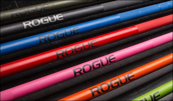 Rogue Cerakote Barbell Collection is growing