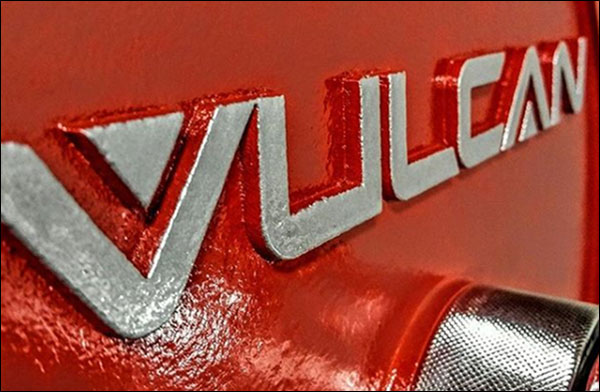 Vulcan Calibrated KG Steel Powerlifting Discs