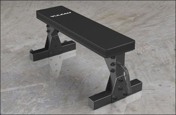 Vulcan Prime 3x3 Flat Bench