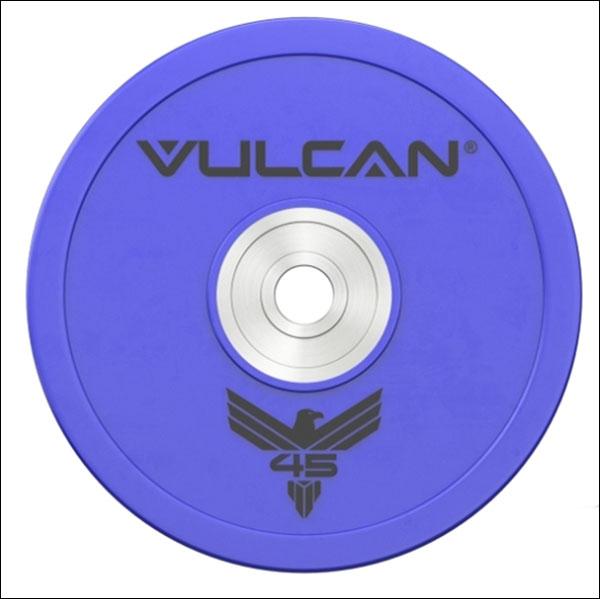 Vulcan Prime Urethane Bumper Plates
