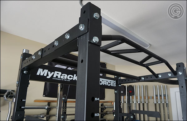 Force USA MyRack Chin-Up / Pull-Up Bar Options