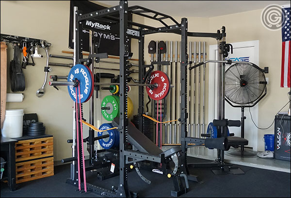 Force usa myrack modular power rack review