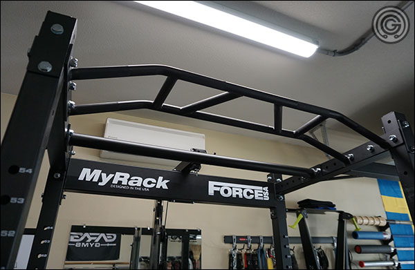MyRack Classic Grip Multi-grip Pull-up Bar