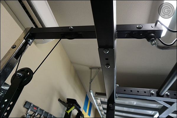 Force USA MyRack Lat Pulldown Attachment