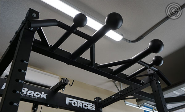 the MyRack Globe Grip Chin-up/Pull-up Bar Attachment