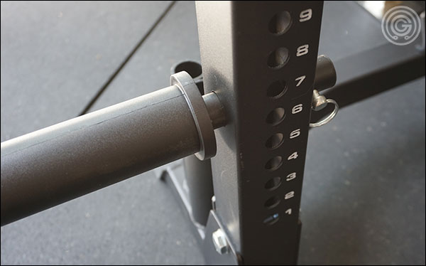 The MyRack Weight Plate Holders