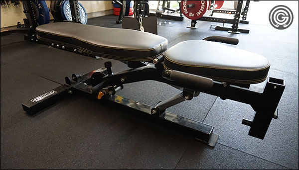 The previous generation of the Powertec Adjustable Bench