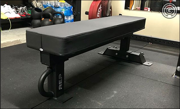 Comprehensive Rep Fitness FB-5000 Competition Flat Bench Review