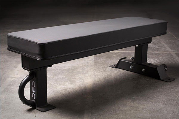 Rep Fitness FB-5000 Competition Flat Bench