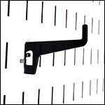 "Wall Control Standard Slotted Hook w/ 2-7/8"" Reach"